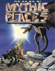 Ars Magica: More Mythic Places