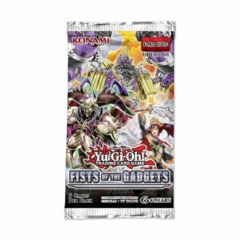 Yu-Gi-Oh - Fists of the Gadgets Pack