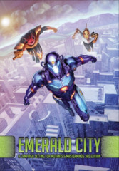 Mutants & Masterminds: Emerald City (HC)