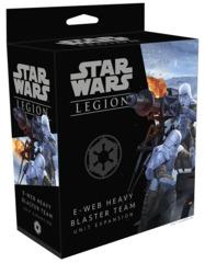 FFG SWL15 - Star Wars: Legion - E-Web Heavy Blaster Team Unit Expansion