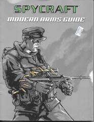 SpyCraft: Modern Arms Guide