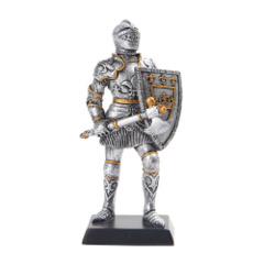 Medieval Knight /w Axe - 10235