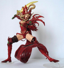 World of Warcraft Valeera Sanguina Action Figurer  Action Figure