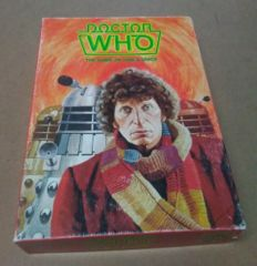 Doctor Who - Game of Time & Space (1980)