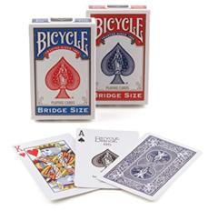 Bicycle Playing Cards Bridge Size