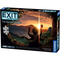 Exit - The Sacred Temple