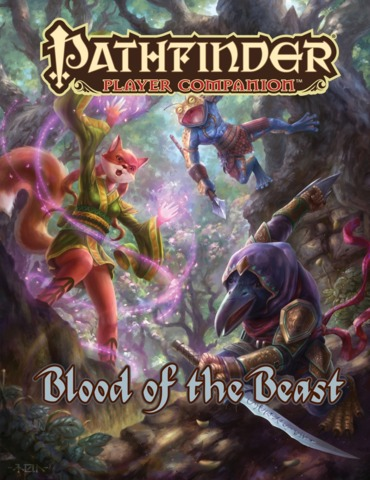 Pathfinder Player Companion: Blood of the Beast - RPG