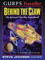 GURPS Traveller - Behind the Claw 6601