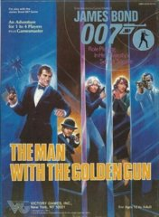 James Bond 007 - The Man with the Golden Gun 35013 Box Set
