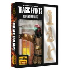 Flash Point - Tragic Events Expansion Pack