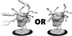 WZK 90032 - D&D Nolzur's Marvelous Unpainted Miniatures: Beholder Zombie