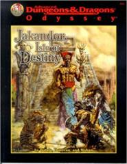 AD&D - Jakandor - Isle of Destiny 9512