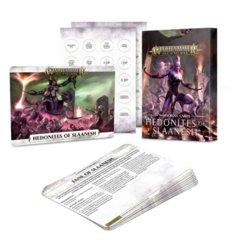 Warscroll Cards - Hedonites of Slaanesh