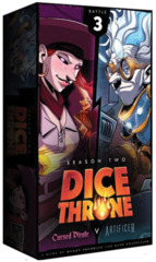 Dice Throne: Season 2 - Cursed Pirate vs. Artificer
