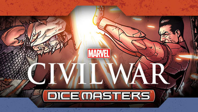 Dice Masters: Civil War Gravity Feed