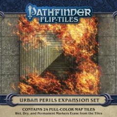 Pathfinder Flip-Tiles - Urban Perils Expansion
