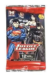 Justice League CCG Booster