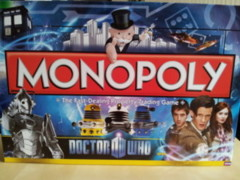 Monopoly - Doctor Who Edition