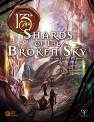 13th Age - Shards of the Broken Sky