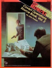 Top Secret / S.I. - TSAC6 Covert Operations Source Book, Vol. 2 7632