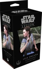 FFG SWL12 - Star Wars: Legion - Princess Leia Organa Commander Expansion