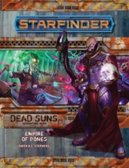 Starfinder Adventure Path 06 - Empire of Bones 7206