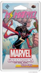 MC05en - Marvel Champions: Ms. Marvel Hero Pack