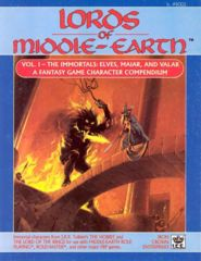 8002 - Lords Of Middle-Earth Vol I