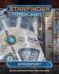 Starfinder Flip-Mat - Spaceport 7313