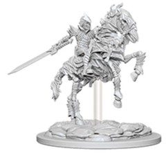 WZK 73359 Skeleton Knight On Horse