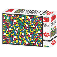Super 3D Puzzle - Rubik's Geeked