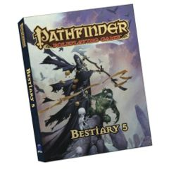 Pathfinder Roleplaying Game: Bestiary 5 (Pocket Edition)