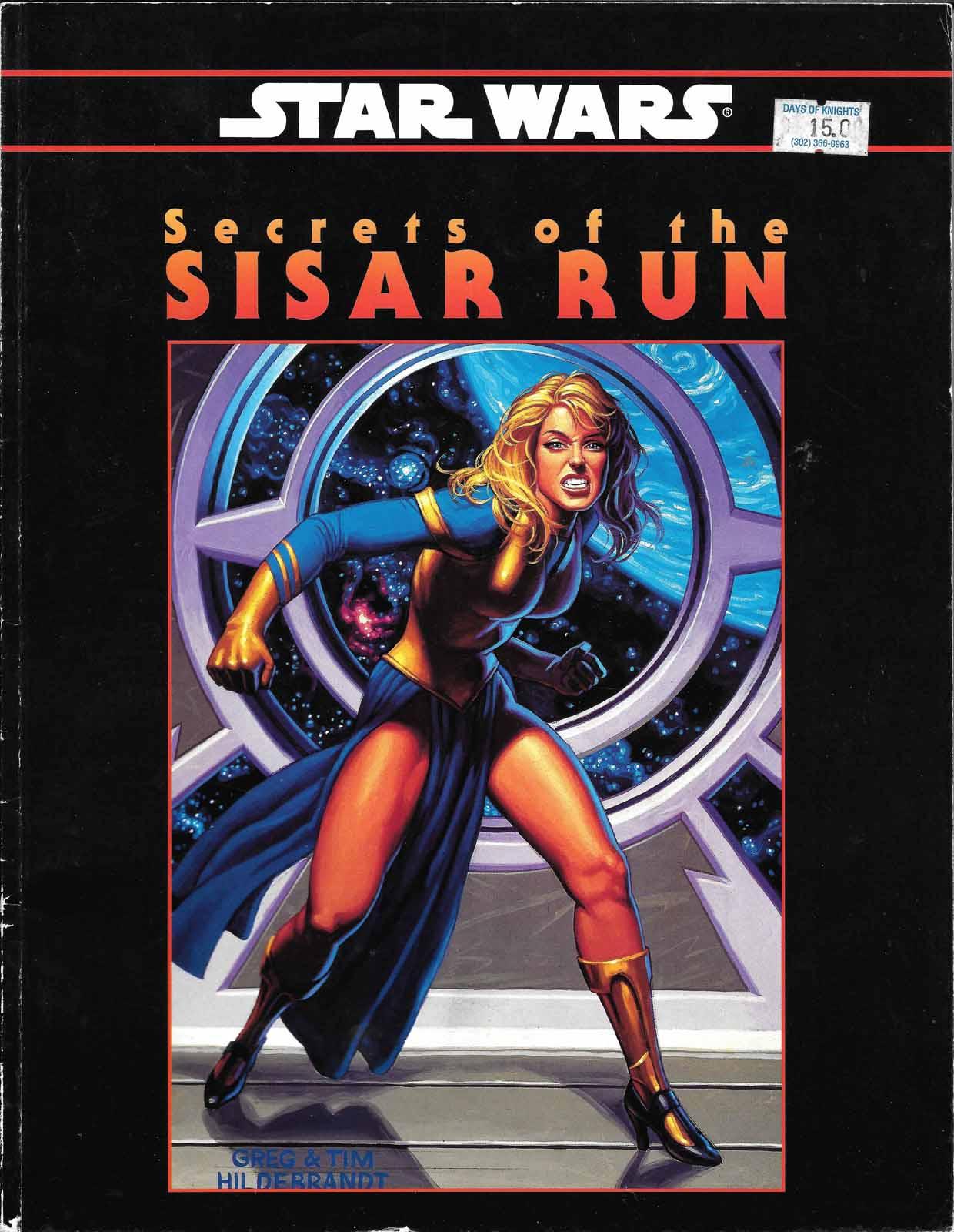 Secrets of Sisar Run