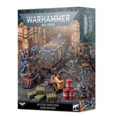 Battlezone: Manufactorum - Conservators