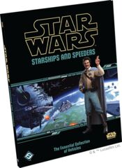 Star Wars Roleplaying Game: Starships and Speeders