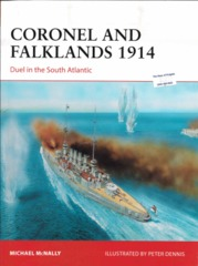 Coronel and Falklands 1914 (Campaign 248)