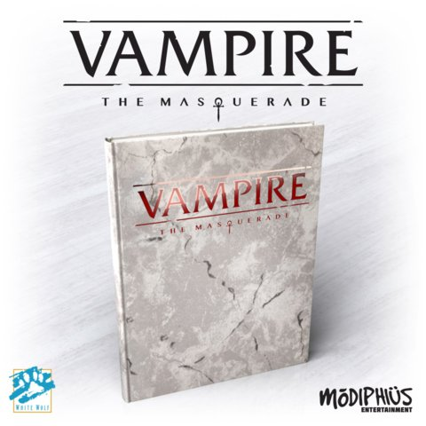 Vampire 5E - The Masquerade Special Edition - RPG Roleplaying