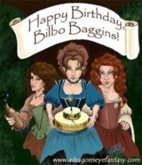 Bilbo's Birthday Party September 22nd Free Event!