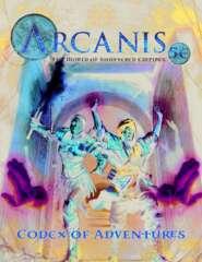 Arcanis 5E - Codex of Adventures SC