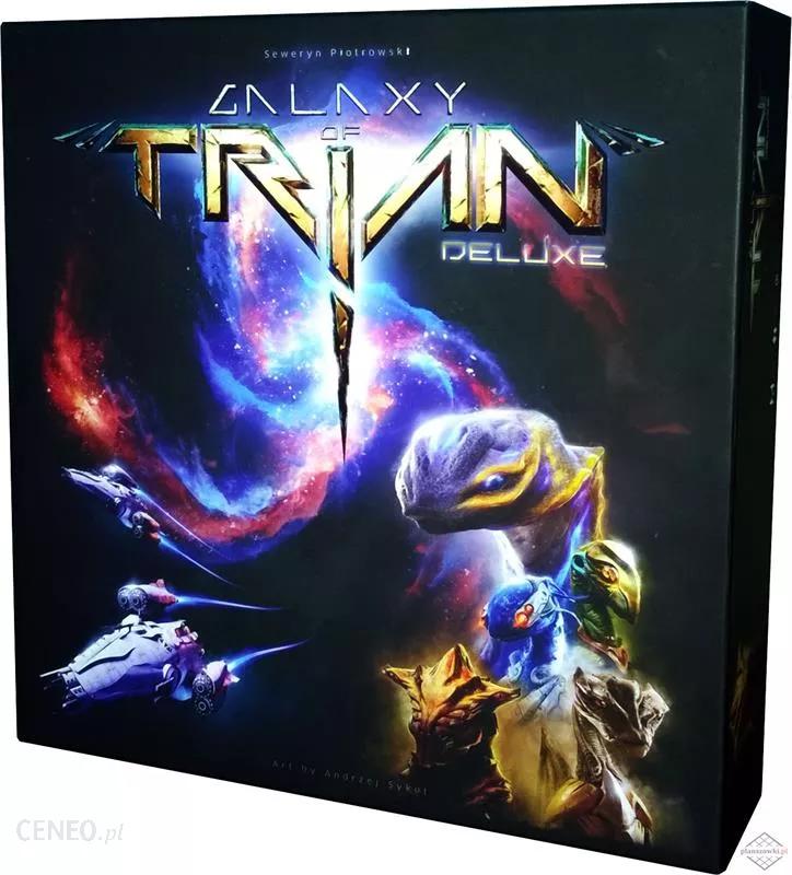 Galaxy Trian - Kickstarter Deluxe Version