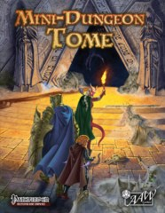 Mini-Dungeon Tome - Pathfinder
