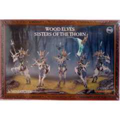 Warhammer Wood Elves: Sisters of the Thorn