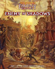 Warhammer Fantasy Roleplay - Enemy in Shadows