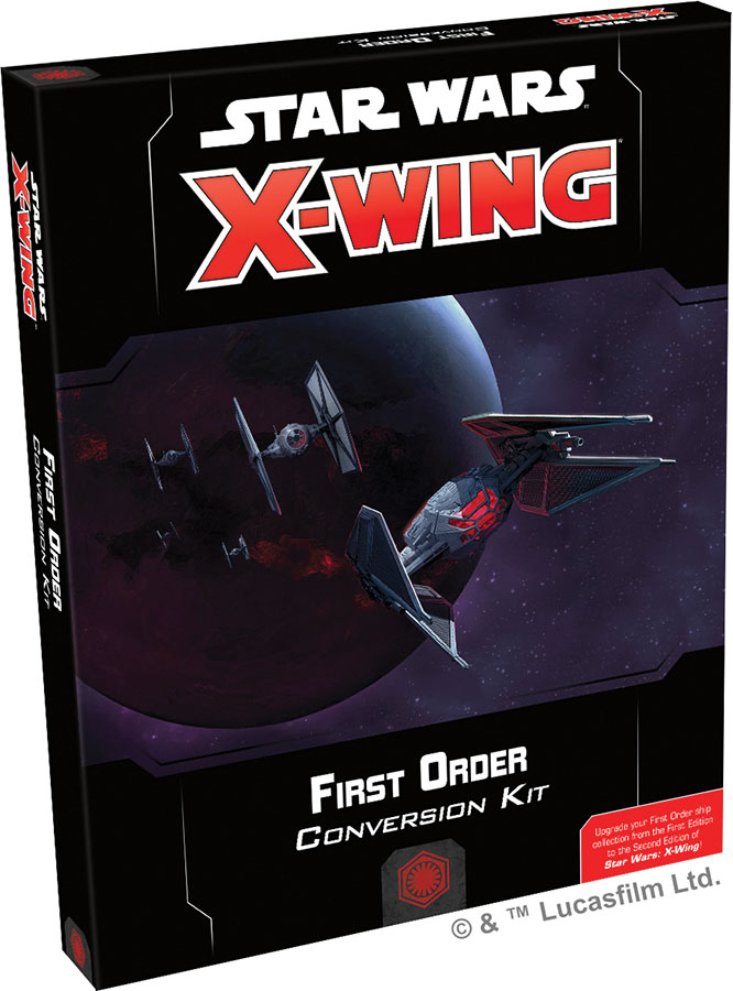 FFG SWZ18 - Star Wars X-Wing (2e) - First Order Conversion Kit