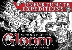 Gloom Unfortunate Expeditions