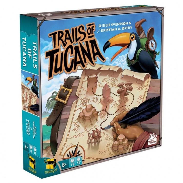 TUC01 - Trails Of Tucana