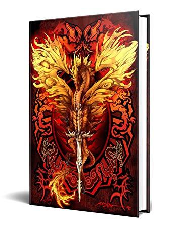 Dragon & Flame Blade Journal #12007