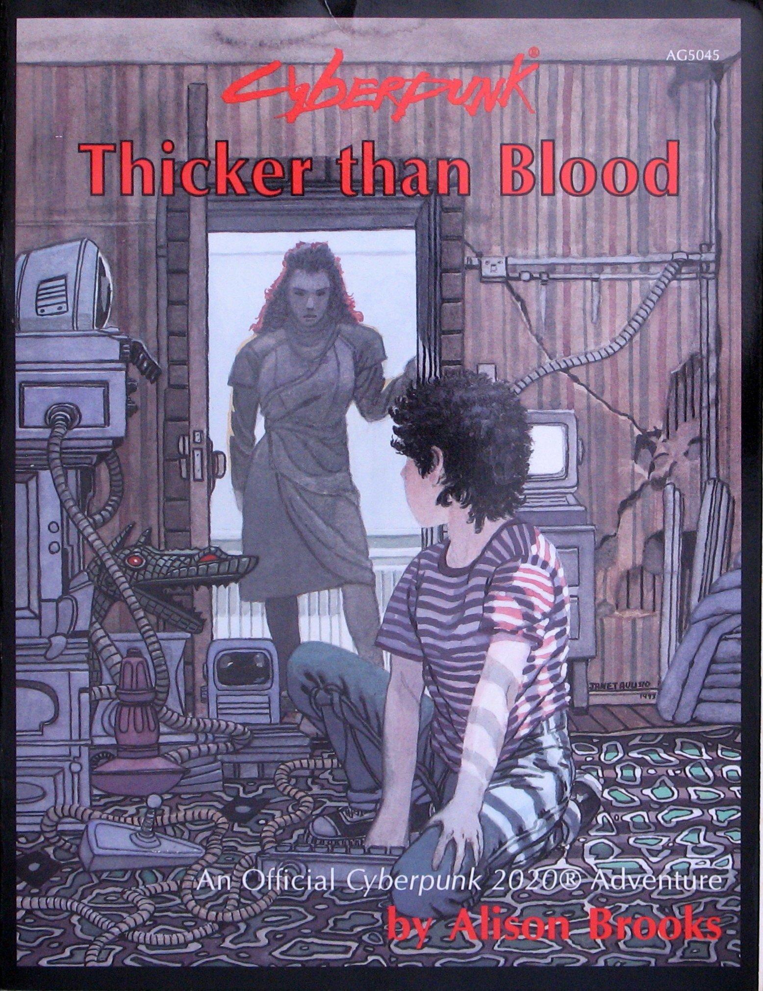 Cyberpunk - Thicker than Blood - 5045