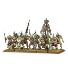 Warhammer Chaos Daemons Plaguebearers Of Nurgle