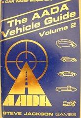 Car Wars - The AADA Vehicle Guide Volume 2 0595